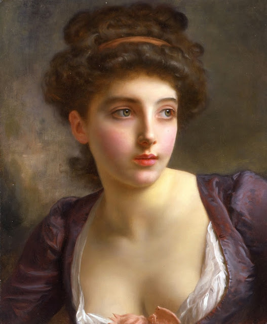 Gustave Jean Jacquet - Court Beauty
