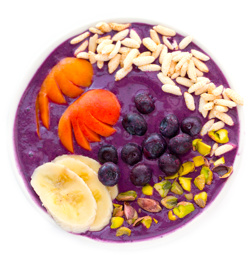 Mother of Dragonfruit Smoothie Bowl