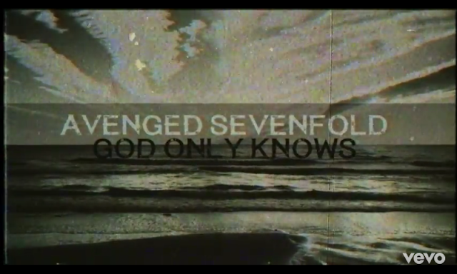 'You Only Know' Lagu Terbaru Avenged Sevenfold Yang Ke-5 Baru Saja Dirilis