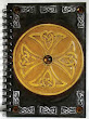 Celtic Circle Blank Book Of Shadows