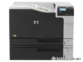 Driver HP Color LaserJet Enterprise M750dn – Download & install steps
