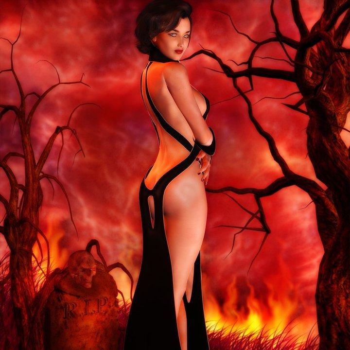 Hot Fire Beauty, Magic Beauties 2