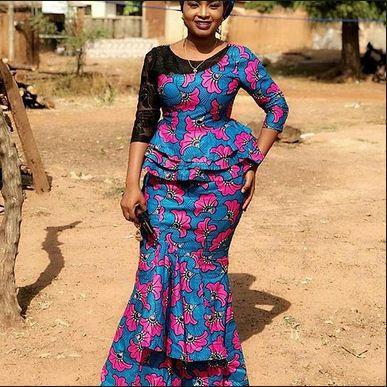 African Shweshwe Dresses for Women In 2018 1