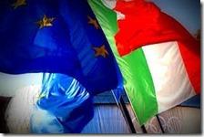 Italia in credito con UE