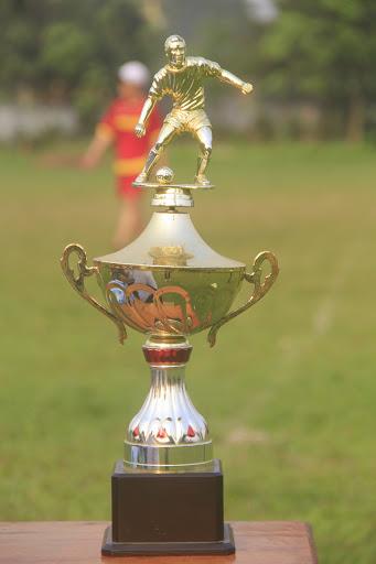 Chung kết giải bóng đá nam sinh viên Công Giáo Vinh 2016