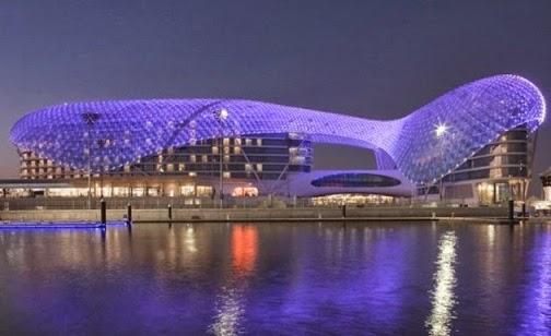 Yas Viceroy Abu Dhabi, Emirados Árabes Unidos