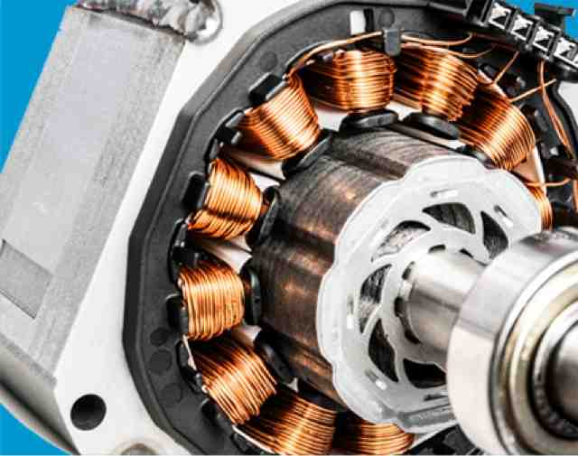 If You Look Inside An Electric Motor Ll Often See A Bunch Of Wire Loops In Circular Pattern Like Above Many Motors Work By Connecting And