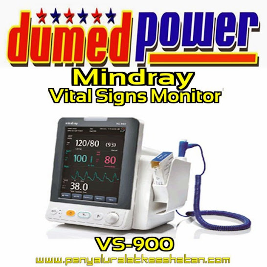 Mindray-Vital-Signs-Monitor-VS-900-VS-800-VS-600