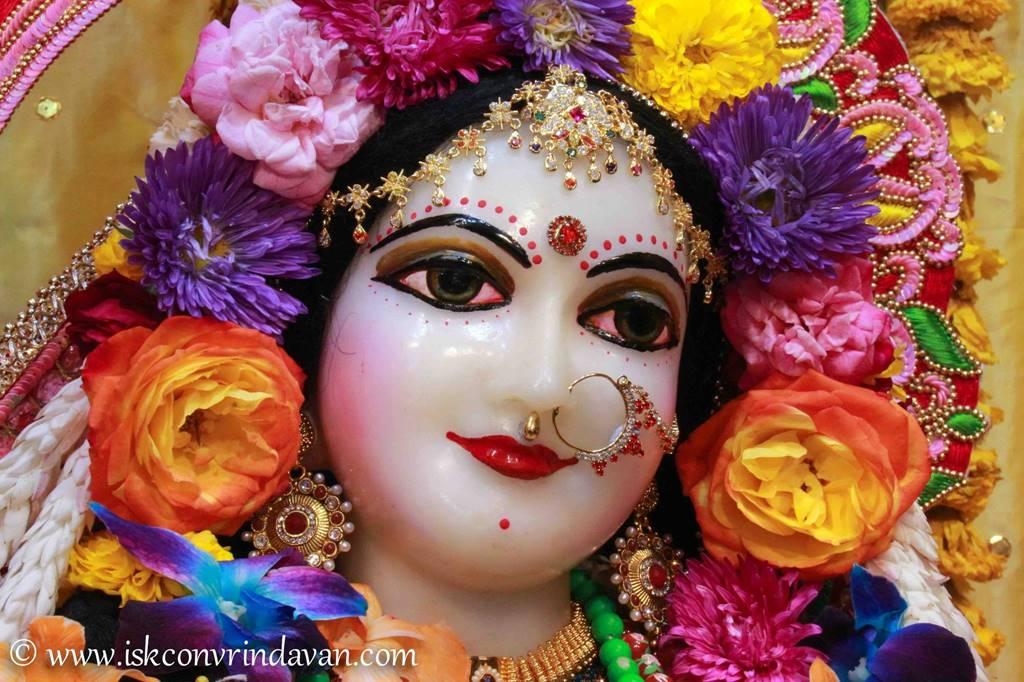 ISKCON Vrindavan Sringar Deity Darshan 29 Feb 2016 (6)