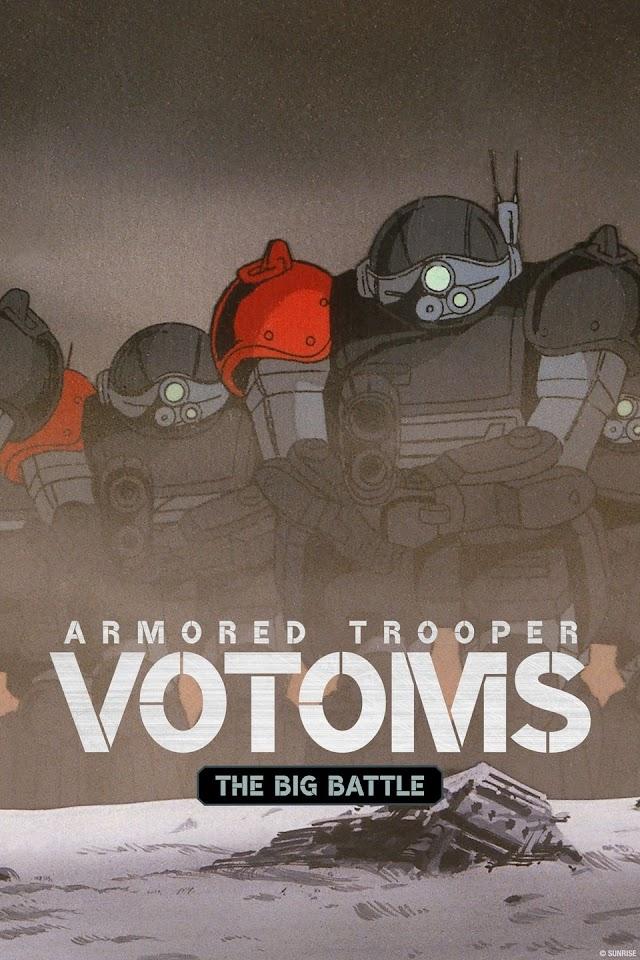 Armored Trooper VOTOMS: The Big Battle