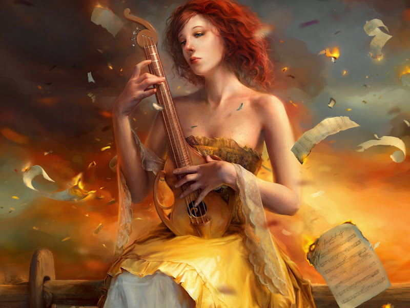 Sweet Music Girl, Magic Beauties 1