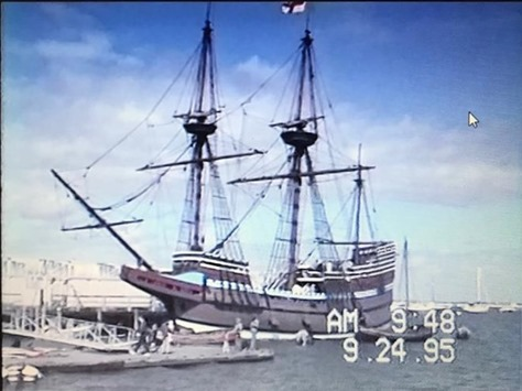Mayflower ship 1995