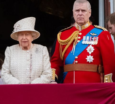 Heart Break for Queen Elizabeth as she 'is spending millions privately funding Prince Andrew's fight against Virginia Giuffre sex assault lawsuit'