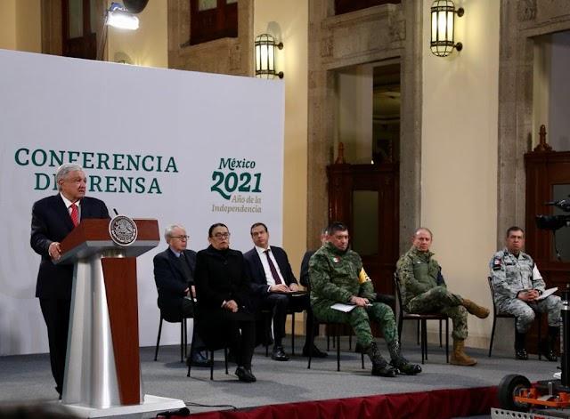 GUARDIA NACIONAL INFORMA SOBRE AVANCES DE MATERIA DE RECURSOS HUMANOS Y MATERIALES