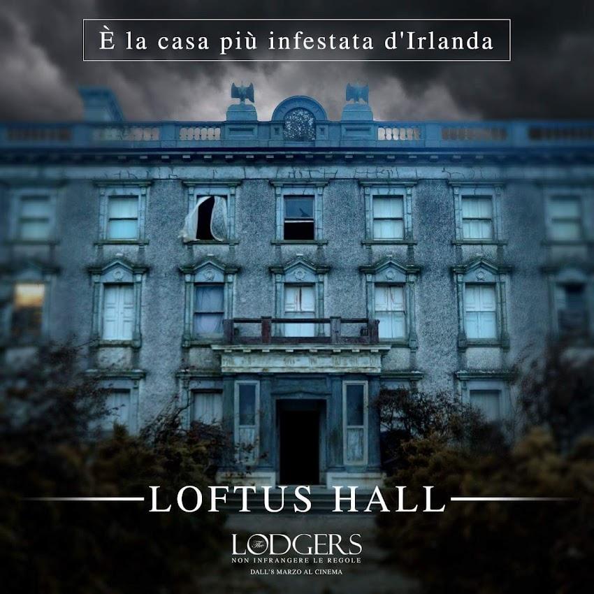 The Lodgers - Non Infrangere le regole, vi aspetta al cinema dall'8 marzo