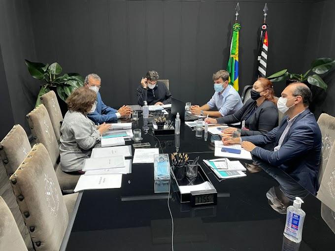 Araçatuba participa de reunião com Estado para investimentos na Saúde