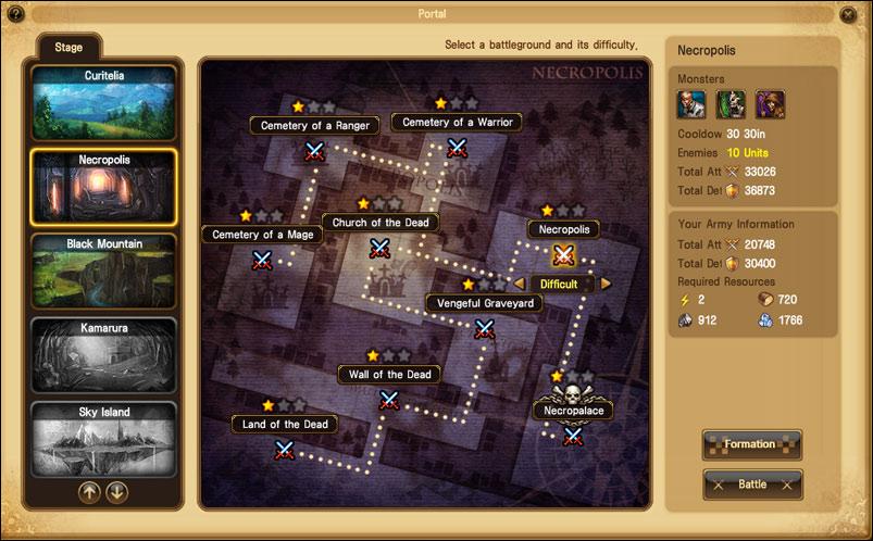 Soi cận cảnh game Heroes of the Realm - Ảnh 5