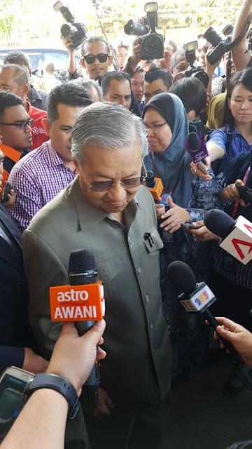 Mahathir kecewa