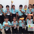 Navy Day Celebrated by Grade 1 at Witty World, Chikoowadi (2017-18)