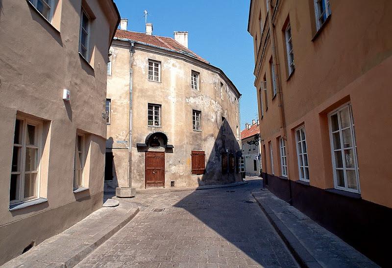 1. Vilnius. Old City