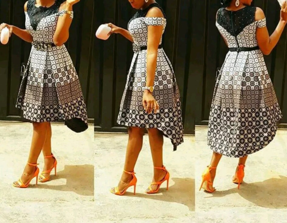 Ankara Styles 2017: Latest and Modern Gowns, Tops, Dresses - Models ...