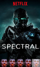 Spectral – HD 720p