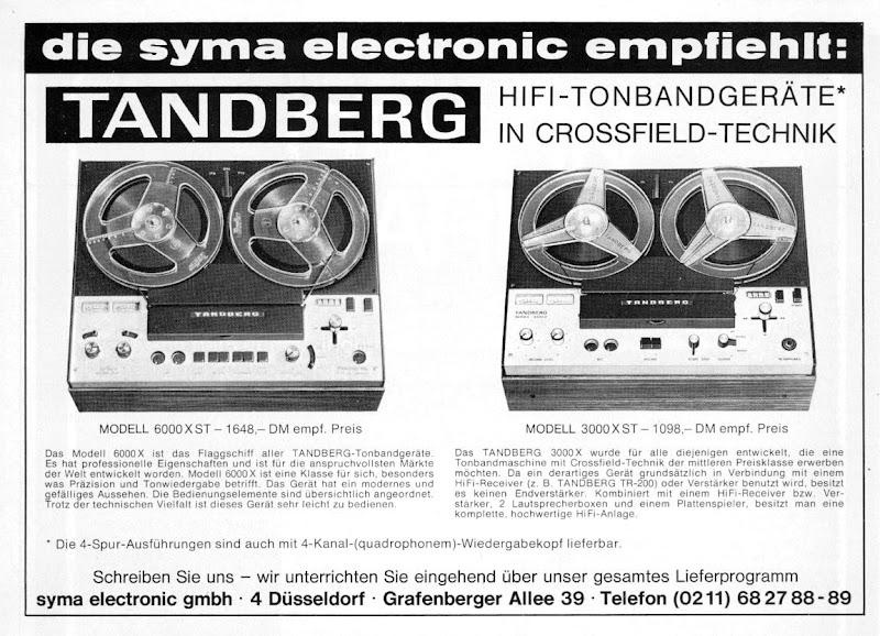 Interesting Stereo Ads? Post a pic for memory lane's sake