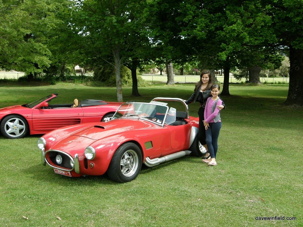 1150Cobra and F348 and Bruces Girls - Left