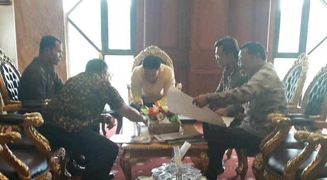 Wabup : Perhatian Gubernur Untuk Kerinci, Jalur Evakuasi Sei Kuning-Pauh Tinggi Segera Terwujud