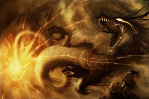 Dragon By Tahra, Dragons