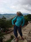 Vasilia at Monte Alban