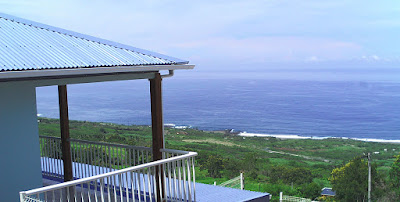 Terrasse du choca bleu