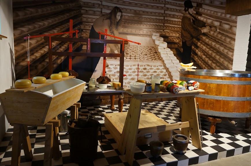 Henry Willig Cheese Farm, Volendam, Holland (2014)