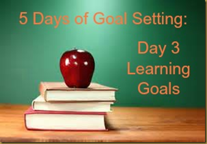 Learning goals 2