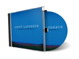 Sonny Landreth – Elemental Journey