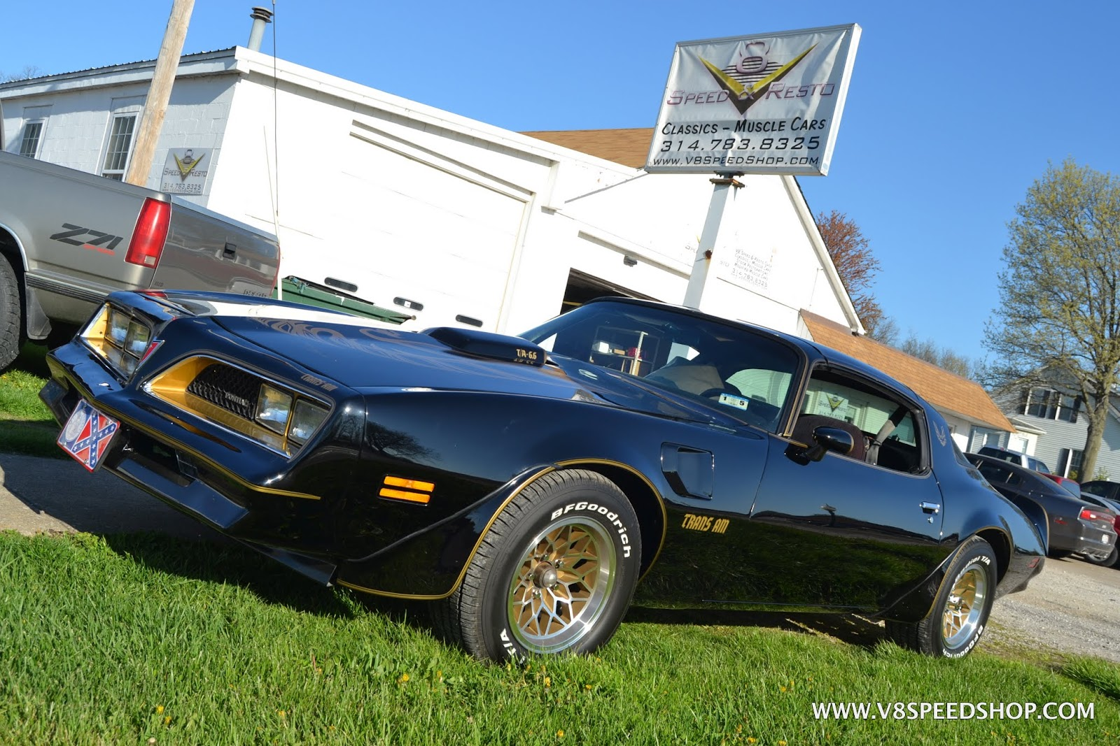 1978 Pontiac Trans Am FAST EFI, Overdrive, and Performance Upgrades
