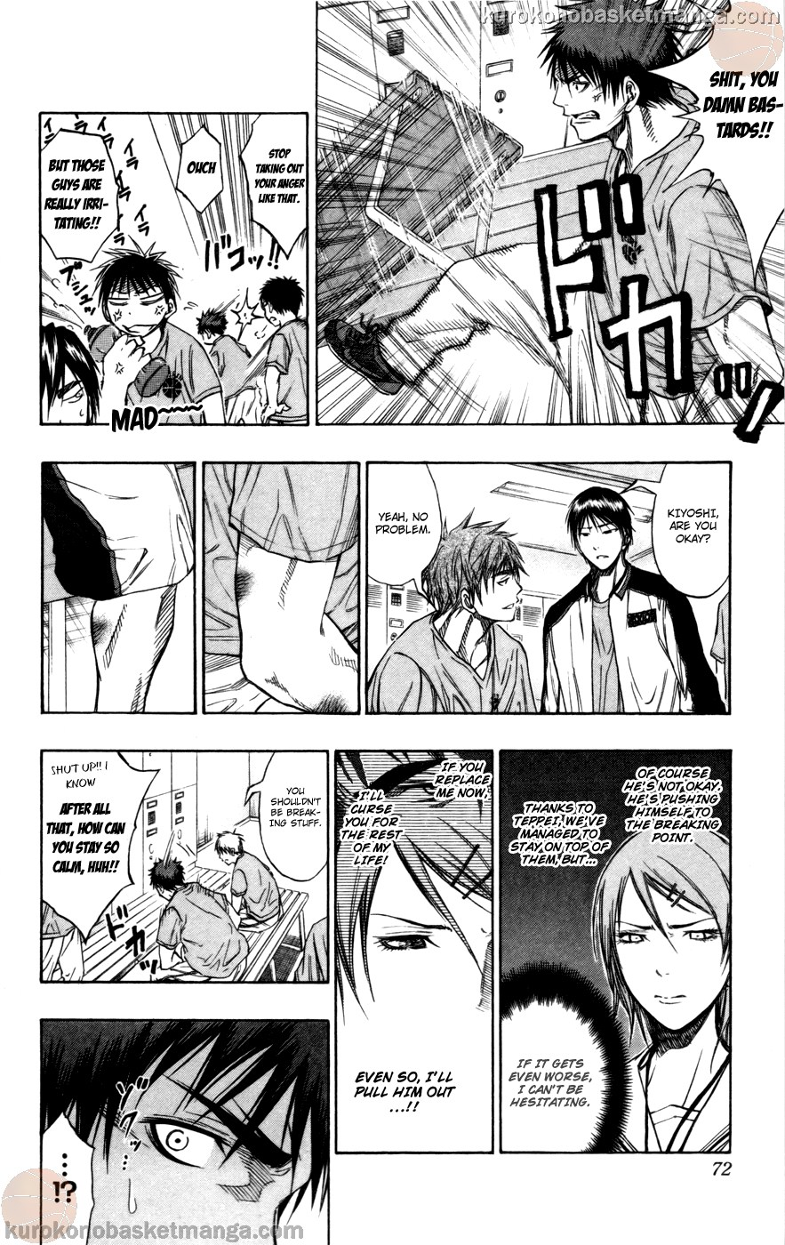 Kuroko no Basket Manga Chapter 103 - Image 06