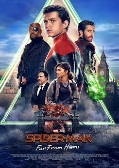 Spider-Man: Lejos de casa - Spider-Man: Far from Home (2019)