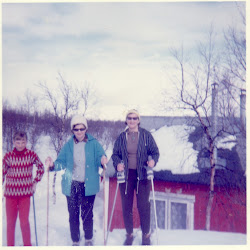 skitur på Øse