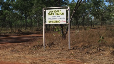 Drysdale Sign