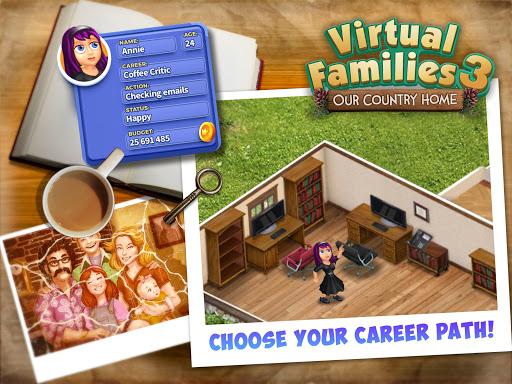Virtual Families 3 0.4.12 screenshots 19