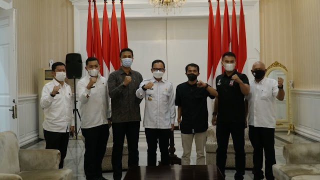 Manajemen PSB Bogor Datangi Bima Arya, Ini Yang Dibahas