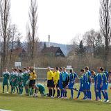 A mužstvo vs. Sedlčany B, jaro 2016