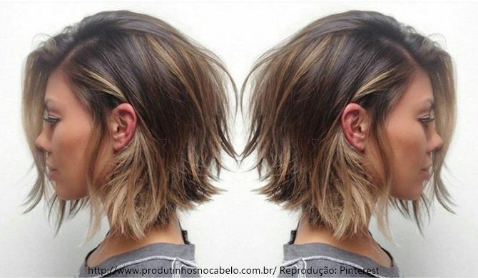 mulher não corta o cabelo porque esta sofrendo