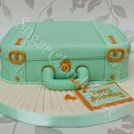 Aqua gold suitcase1.JPG