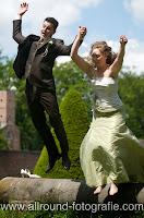 Bruidsreportage (Trouwfotograaf) - Foto van bruidspaar - 176