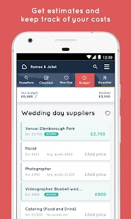 Bridebook - The UK's #1 Wedding Planning App- screenshot thumbnail