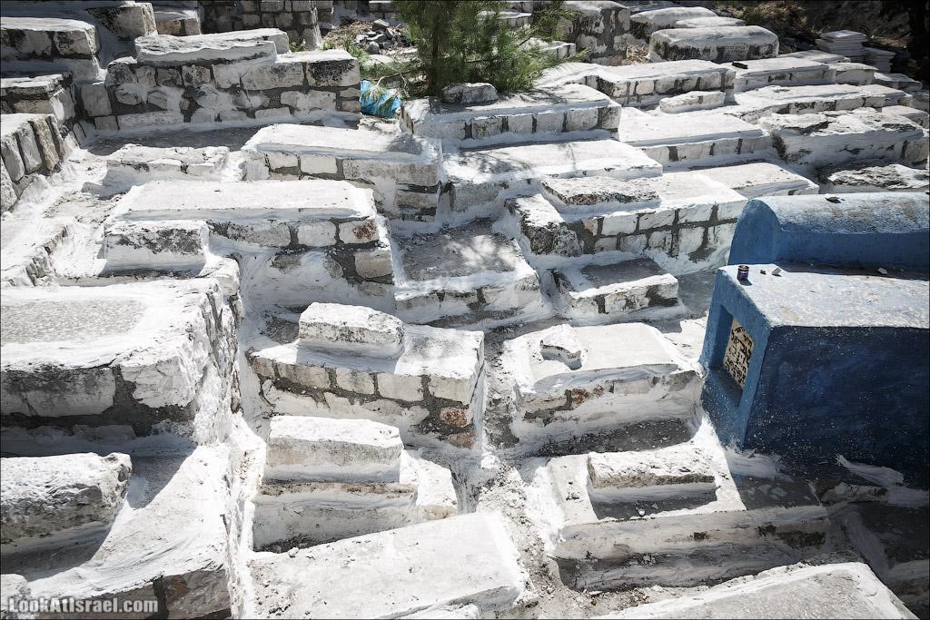 Кладбище Цфата и еврейские ритуальные традиции