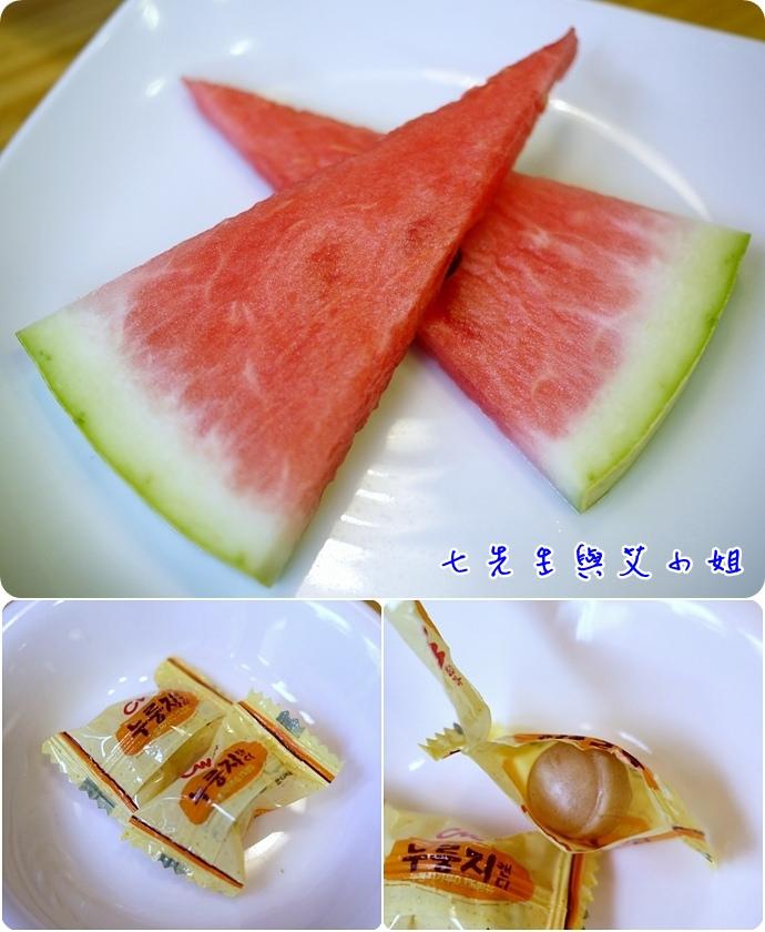 11 水果與甜點