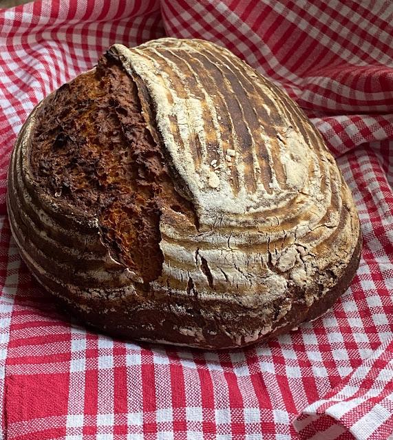 Brot backen mit Mutterhefe